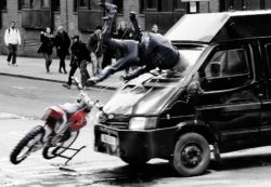 Bike-Van-Fall