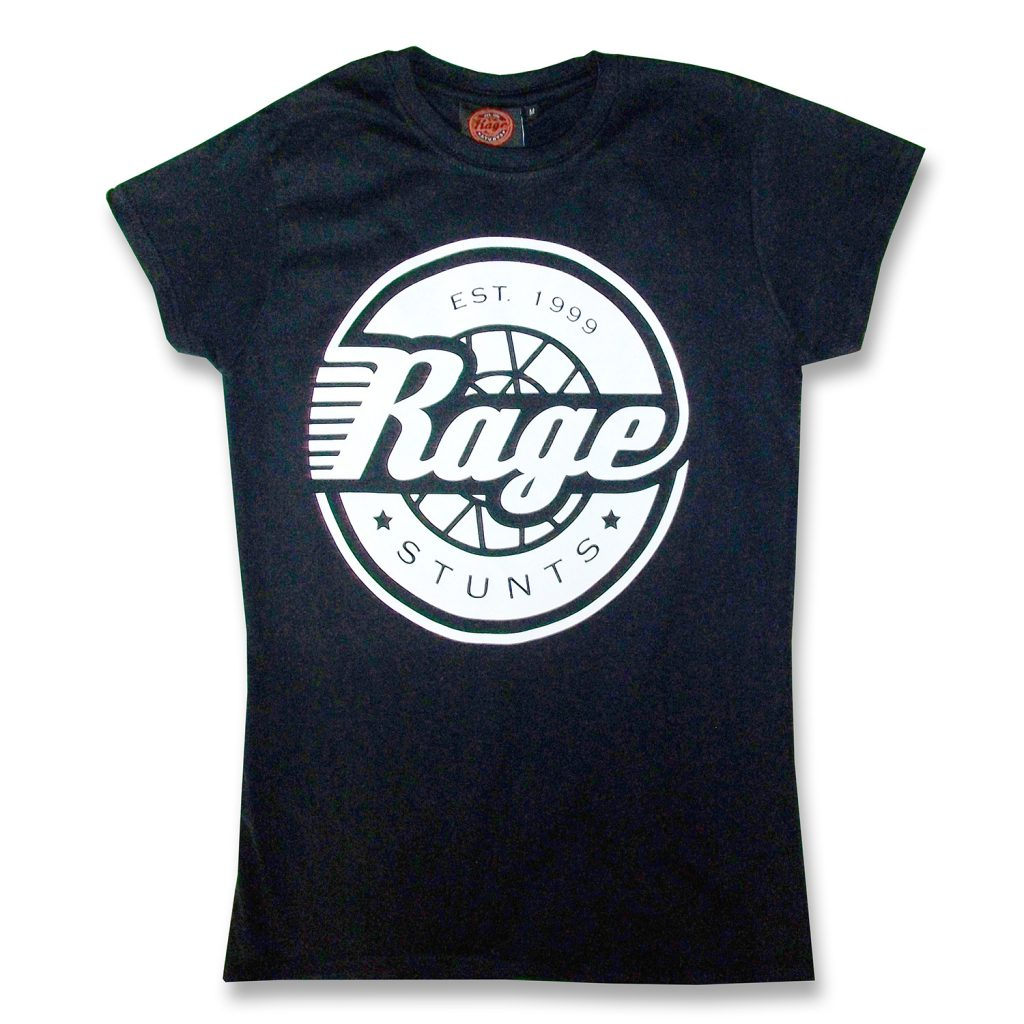 Ladies T-Shirt Sizes: S, M, L £12.50